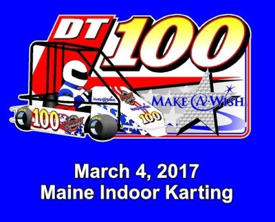 DT 100 Pre-Race Fundraising Reaches $11k for Make-A-Wish