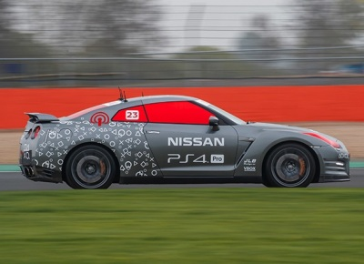 The Nissan GT-R/C.  (Nissan Photo)