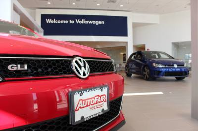 "AutoFair Volkswagen is among the locations involved in ""Thanks for Giving"".  (PR Web Photo)"